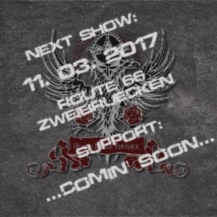 Beyond Darkness - Heavy Metal Thunder Tour Dates