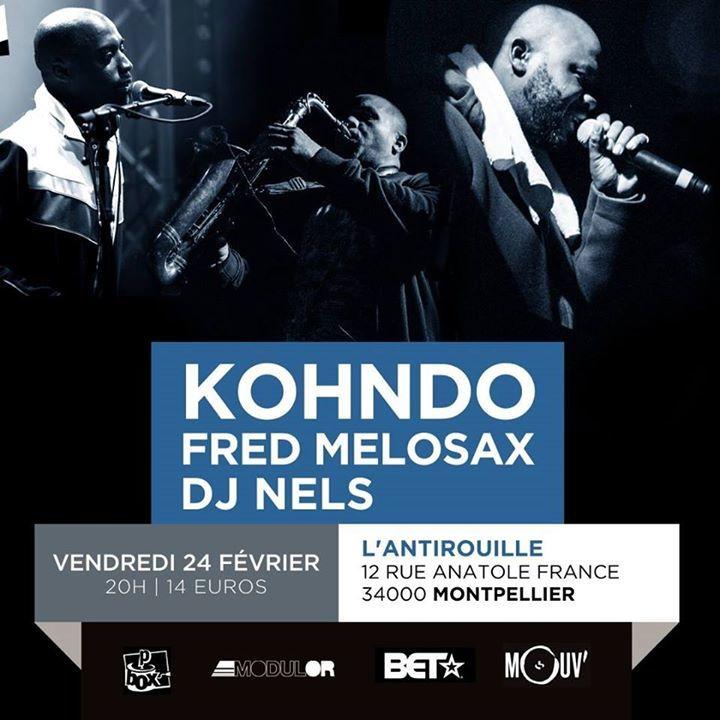 Kohndo @ BARAKASON - RezÉ, France