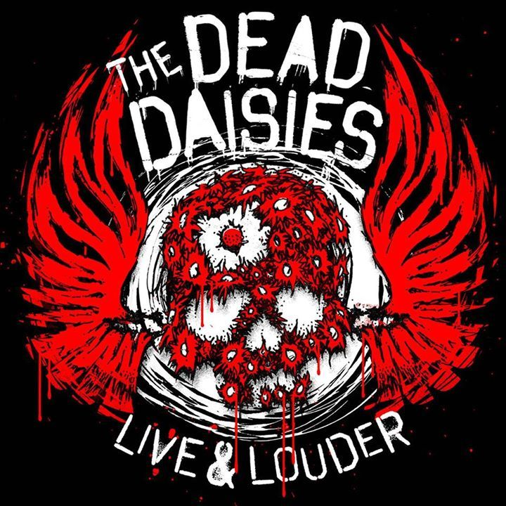 The Dead Daisies @ Colos-Saal - Aschaffenburg, Germany