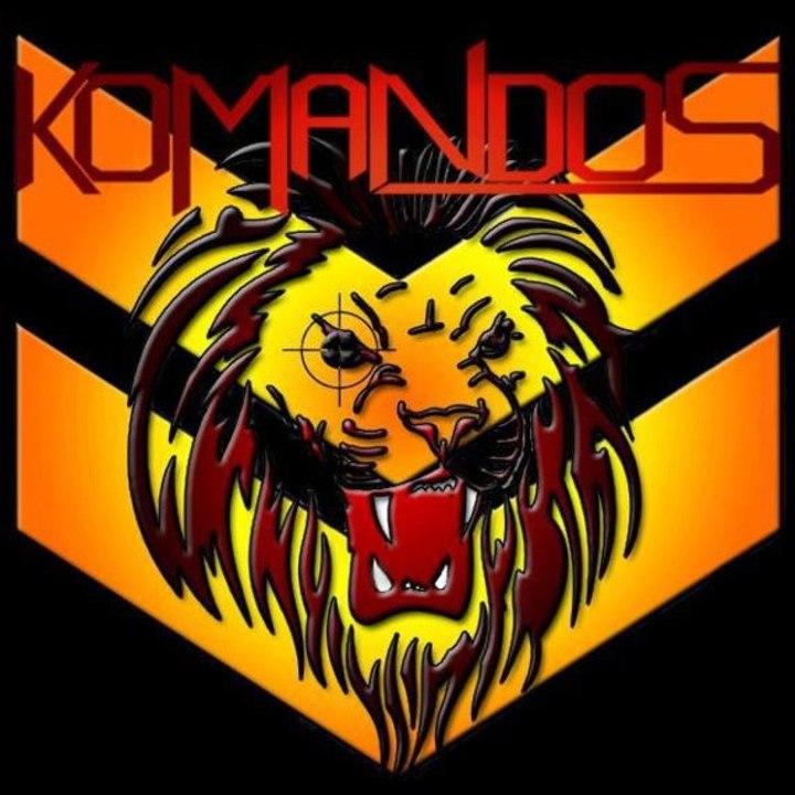 Komandos Tour Dates