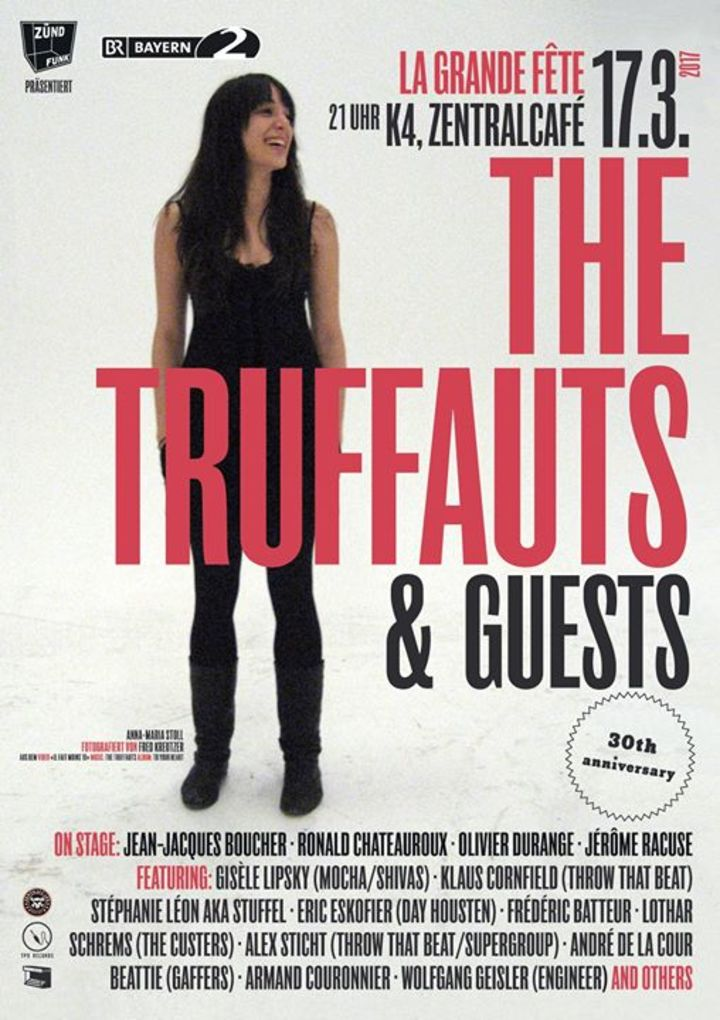 The Truffauts Tour Dates