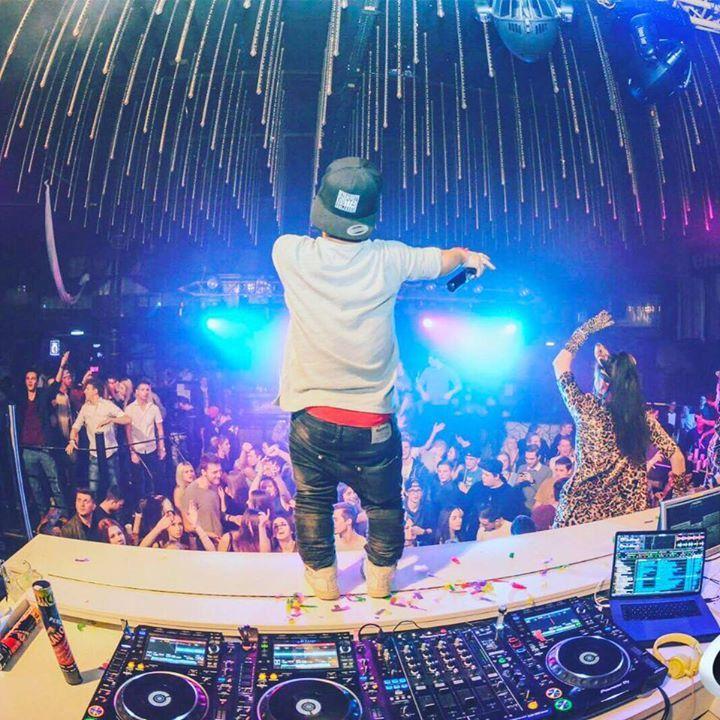 DJ DW4RF Tour Dates