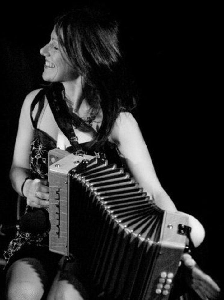 Sharon Shannon @ Ball State University Pruis Hall - Muncie, IN