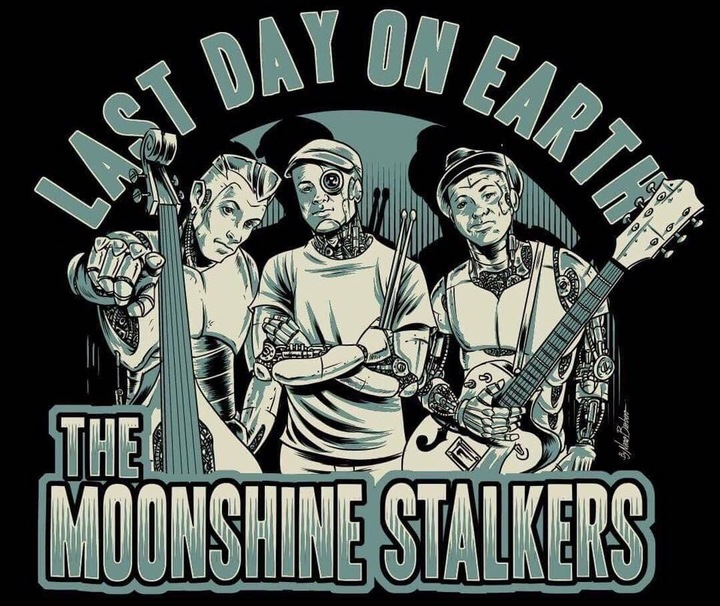 The Moonshine Stalkers Tour Dates