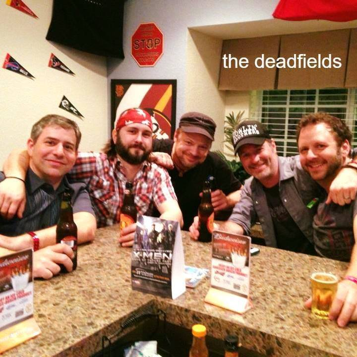 The Deadfields Tour Dates