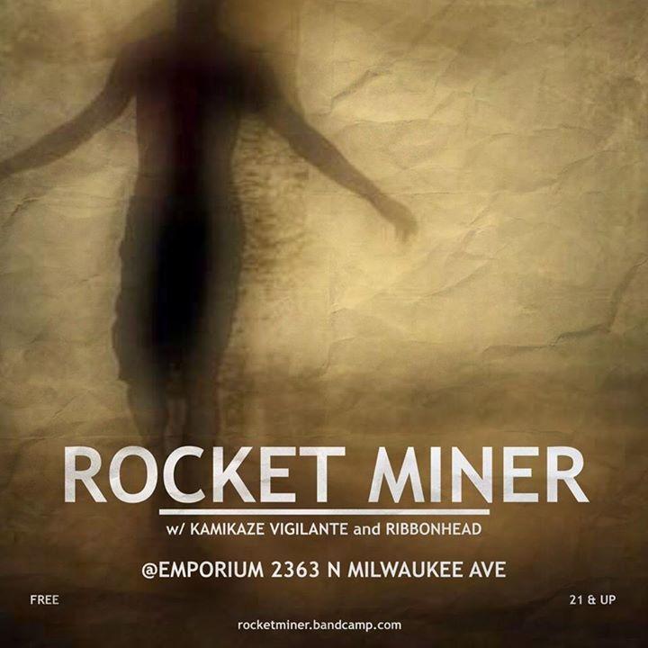 Rocket Miner Tour Dates
