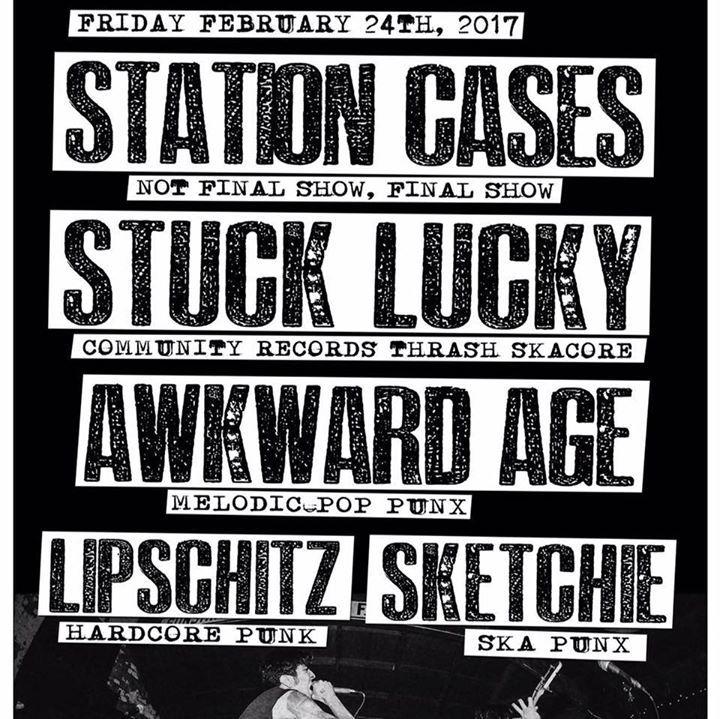 Station Cases Tour Dates