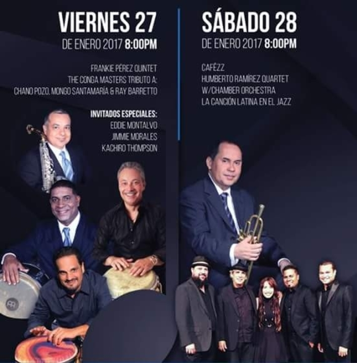 Edgardo 'Egui' Sierra Tour Dates