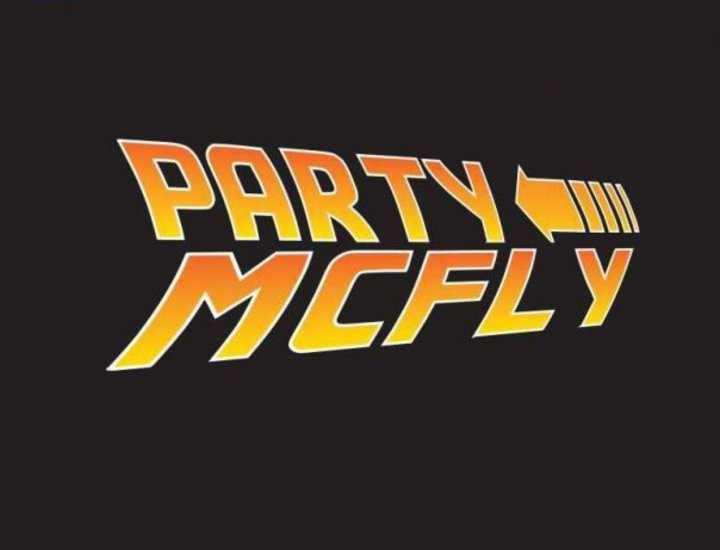 Party McFly Tour Dates