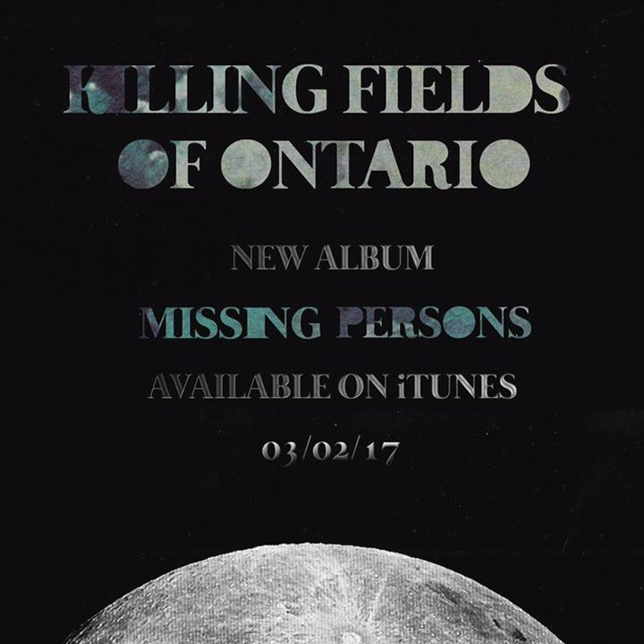 Killing Fields Of Ontario Tour Dates