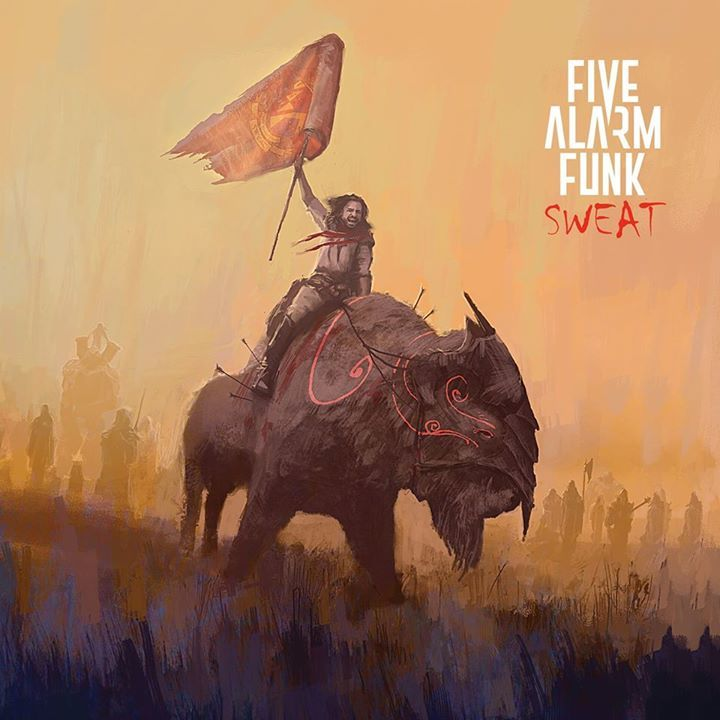 Five Alarm Funk Tour Dates