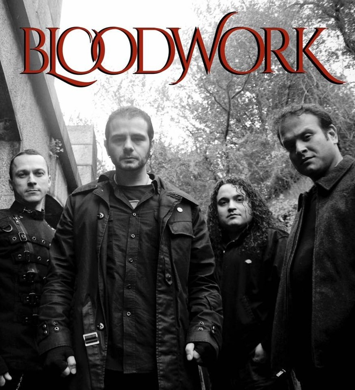 Bloodwork the band Tour Dates