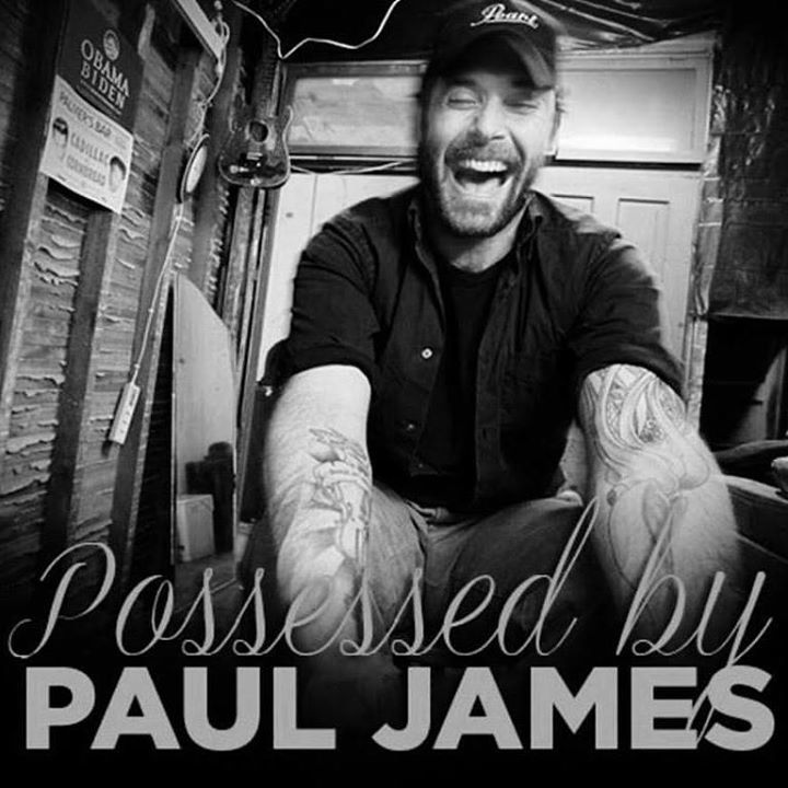 Possessed by Paul James @ Muddy Roots Music Fest. - Cookeville, TN