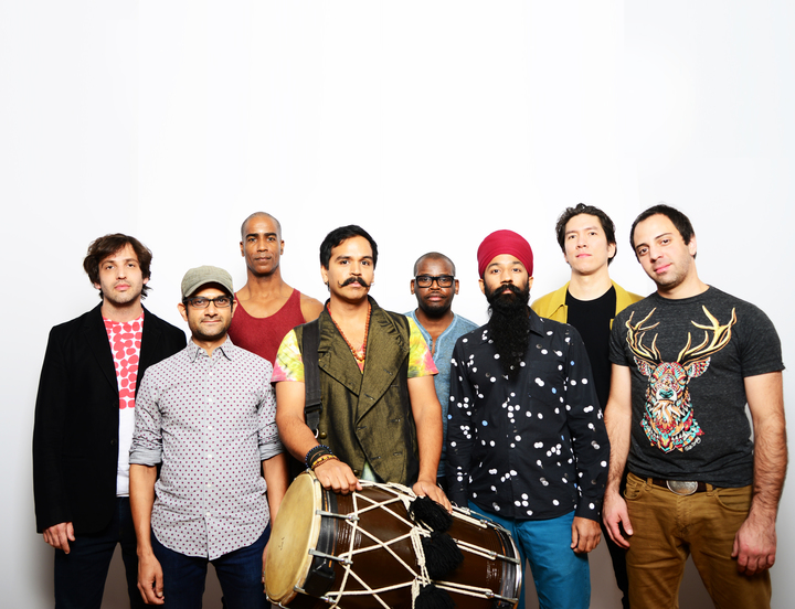 Red Baraat @ Frankfurter Hof Mainz - Mainz, Germany