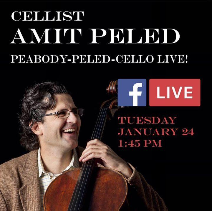 Amit Peled Tour Dates
