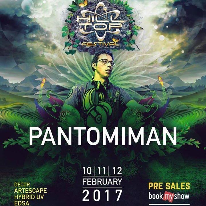 Pantomiman Tour Dates