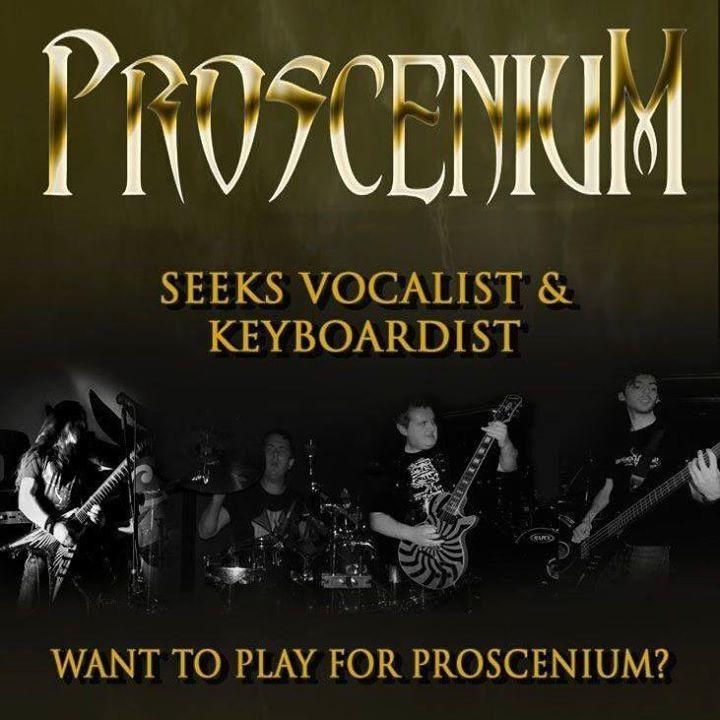 Proscenium Tour Dates