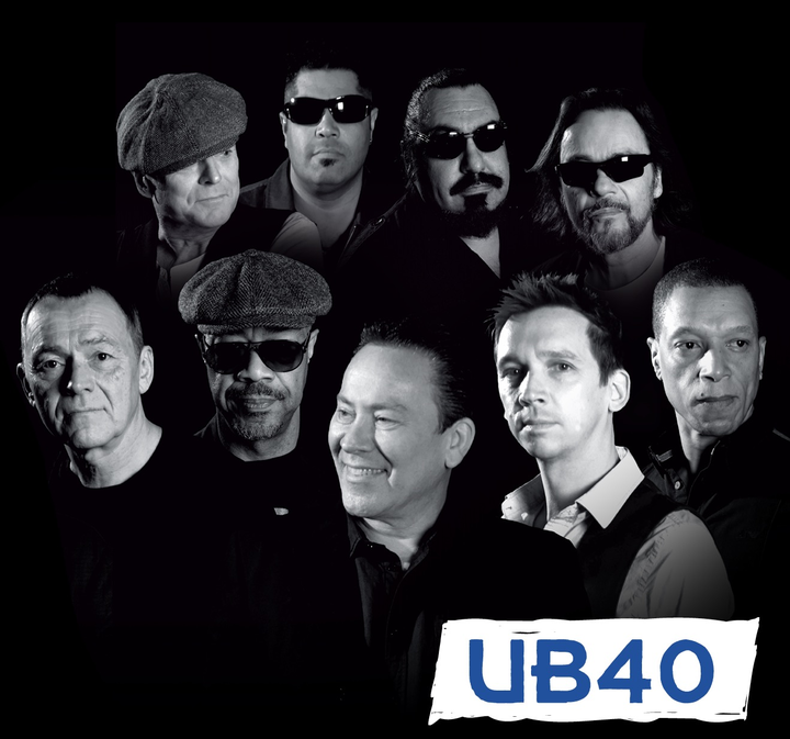 UB40 Tour Dates