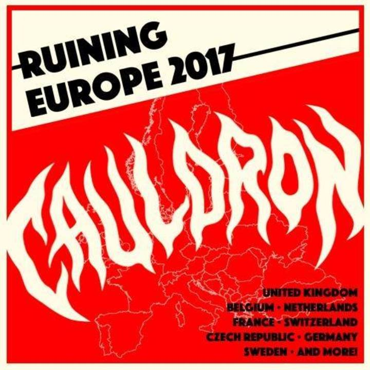 Cauldron Tour Dates