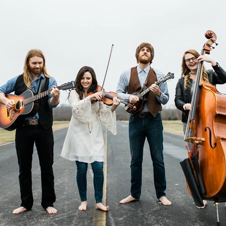 The Barefoot Movement @ Ozark Folk Center - Mountain View, AR