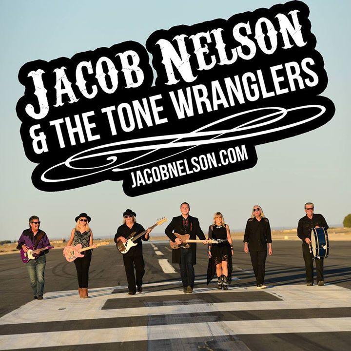Jacob Nelson & The Tone Wranglers Tour Dates