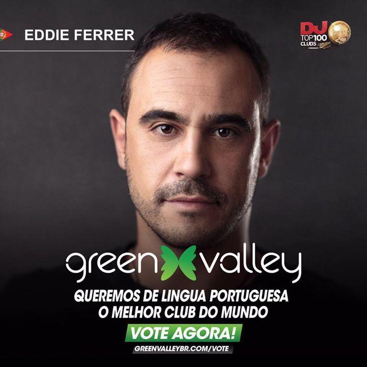 Eddie Ferrer @ VINTAGE CLUB - Pedrogao Grande, Portugal