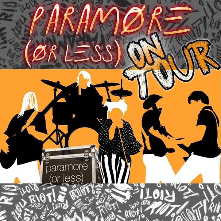 Paramore Or Less @ O2 Academy 2 Liverpool - Liverpool, United Kingdom