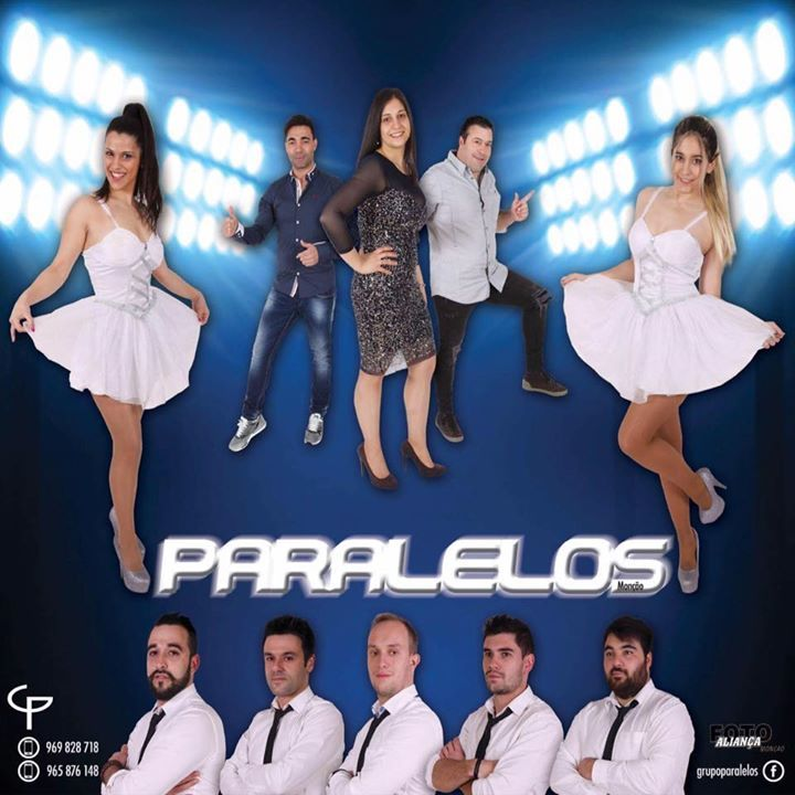 Grupo Paralelos Tour Dates