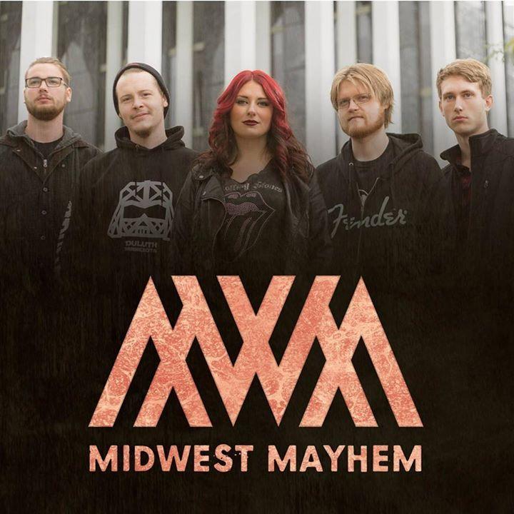 Midwest Mayhem Tour Dates