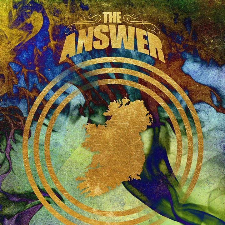 The Answer Tour Dates