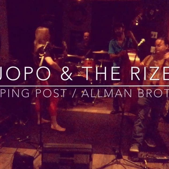 JoPo & The RiZe Tour Dates
