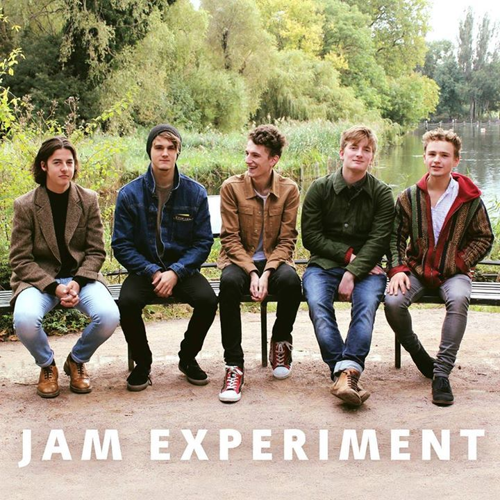 Jam Experiment Tour Dates