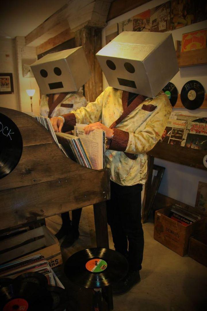 Bathrobe Robots Tour Dates