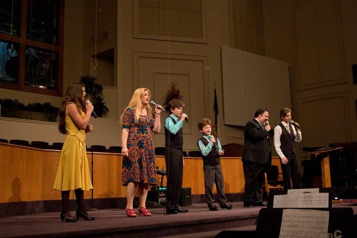 Ben Everson Music @ Calvary Independent Baptist Church - Huntingdon, PA