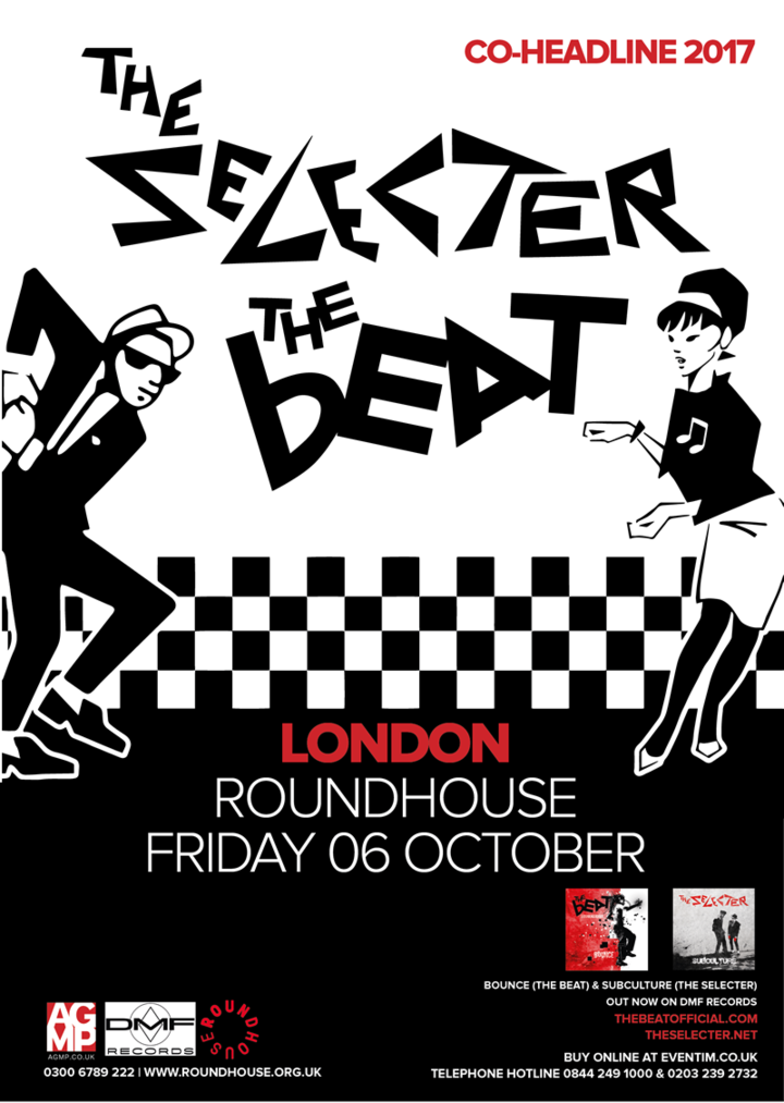 The Beat @ SOLD OUT - Roundhouse - London, United Kingdom