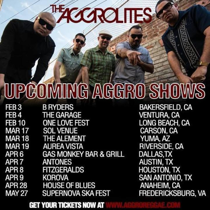 The Aggrolites @ 191 Toole - Tucson, AZ