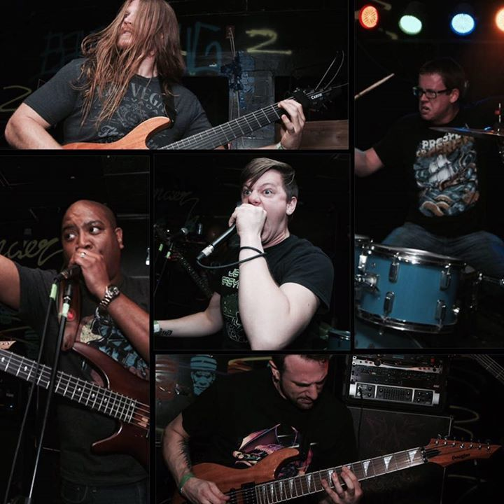 Dark Waters End @ Hot Shots Bar & Grill - Westville, NJ
