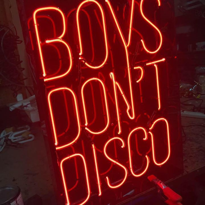 Boys Don't Disco Tour Dates