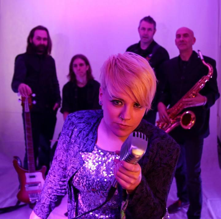 Cherry Valentine Music @ Black Rock Sands - Porthmadog, United Kingdom