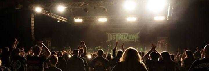 DISTRUZIONE Tour Dates
