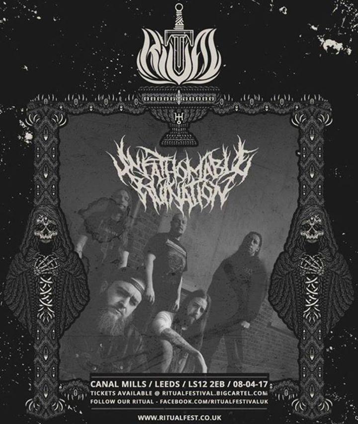 Unfathomable Ruination Tour Dates