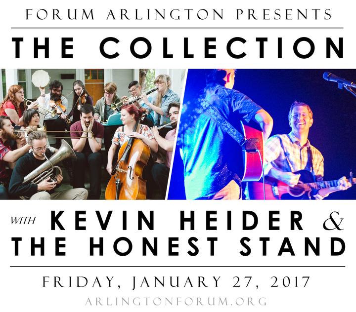 Kevin Heider @ FORUM Arlington - Arlington, VA