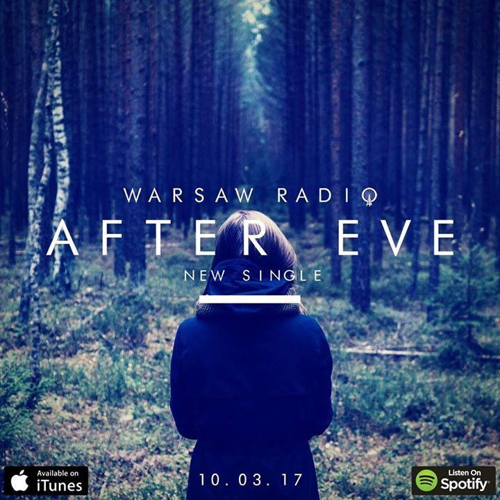 Warsaw Radio Tour Dates