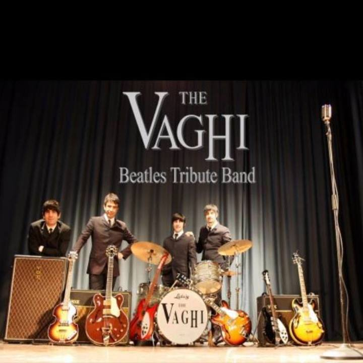 The Vaghi Beatles Tribute band Tour Dates