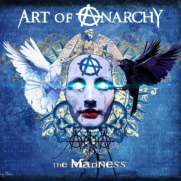 Art Of Anarchy Tour Dates