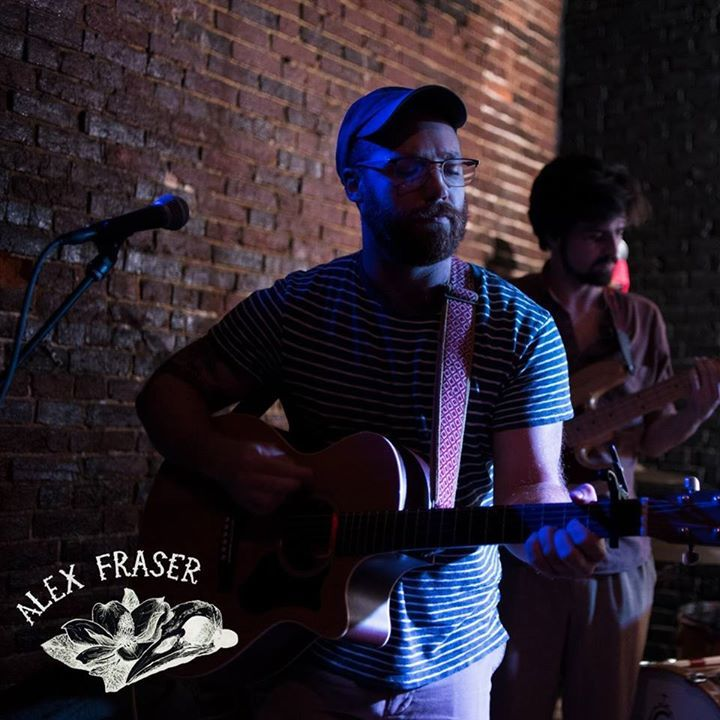 Alex Fraser and the Vagrant Family Band Tour Dates