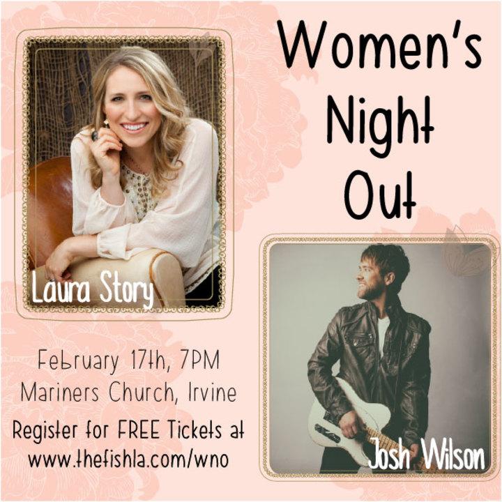 Josh Wilson @ Mariners Church - Irvine, CA