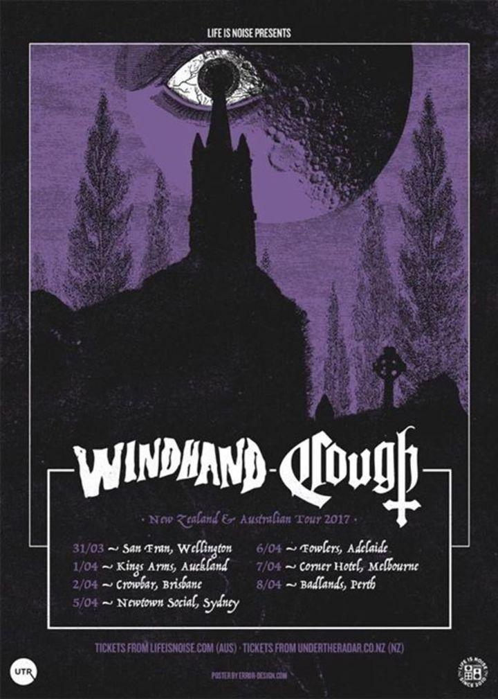 Cough Tour Dates