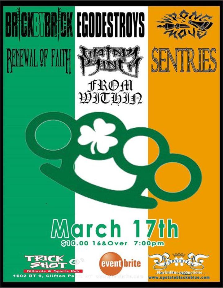 Bogies NY Tour Dates