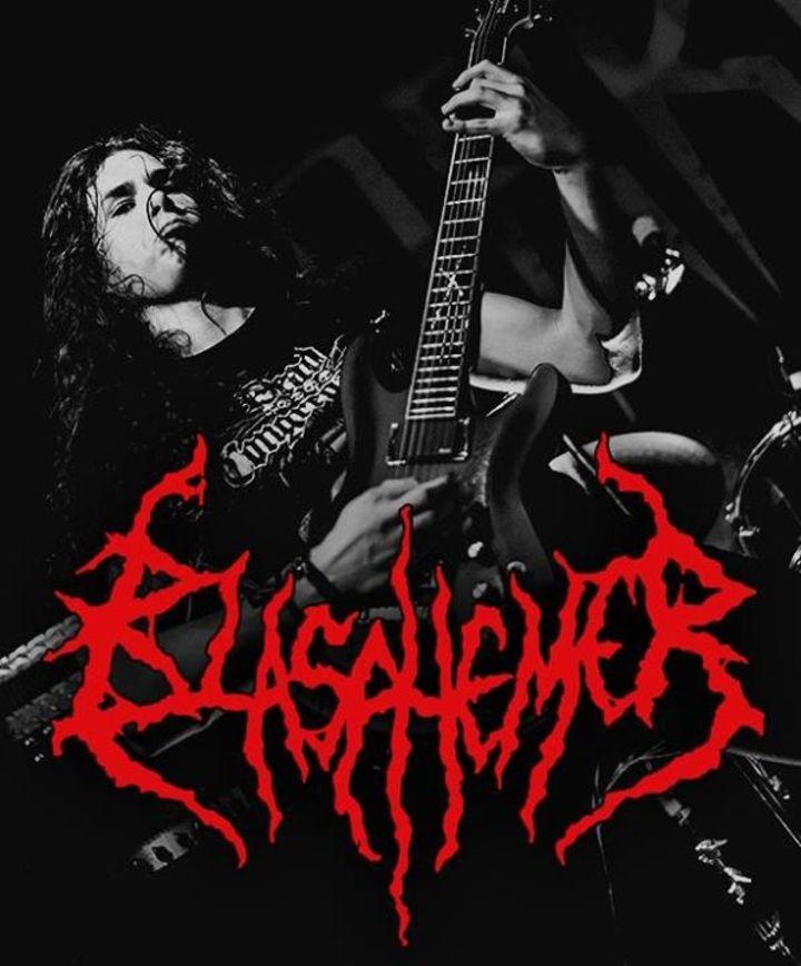 Blasphemer Tour Dates